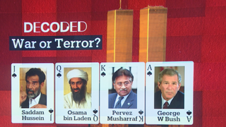 Decoded: War on Terror