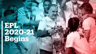 The 2020–21 Premier League season gets underway on September 12