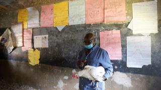 Kenyan school turns to farming as pandemic affects income | Money Talks