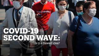 CORONAVIRUS SECOND WAVE: Is it a flawed idea?