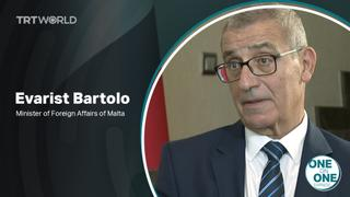 One on One Express - Evarist Bartolo, Maltese Foreign and European Affairs Minister