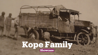 Between Empires, Beyond Borders the War and Armistice Years Through the Eyes of the Kope Family