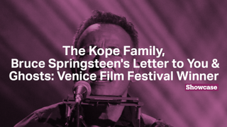 The Kope Family | Ghosts: Venice Film Festival Winner | Bruce Springsteen's Letter to You
