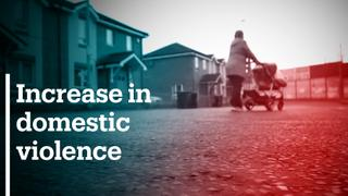 Northern Ireland sees rise in reports of domestic violence during pandemic