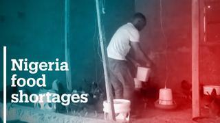 Floods, food shortages spark Nigeria food crisis fear