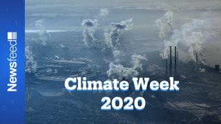 Climate Week 2020 begins