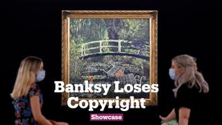 Banksy Loses Copyright