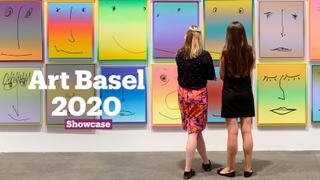 Art Basel Goes Online
