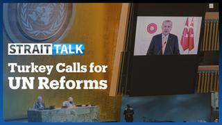 Turkish President Says UN Failed Once Again
