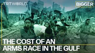 The Cost of an Arms Race in the Gulf | Bigger Than Five