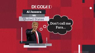 Decoded: Al Jazeera vs United States