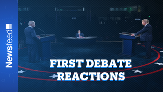 Reactions to first 2020 presidential debate