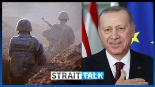 Azerbaijan and Armenia at War | Turkey-EU Relations