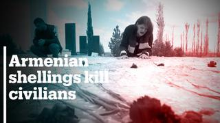 TRT World visits home in Azerbaijan hit by Armenian shelling