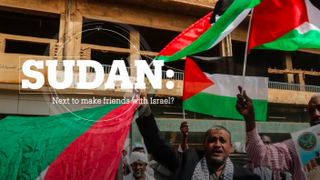 SUDAN: Next to make friends with Israel?
