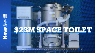 Pooping on the ISS just got upgraded