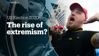 US ELECTION 2020: The rise of extremism?