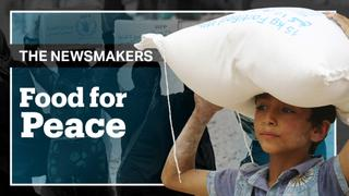 The WFP Wins The Nobel Peace Prize