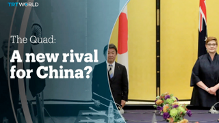 THE QUAD: A new rival for China?
