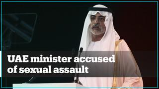 UAE minister of tolerance accused of sexual assault
