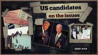 Deep Dive: Biden and Trump on the major issues