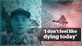 'Cougar Guy' recounts his encounter with a mountain lion