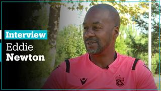 ''Until we see a diverse boardroom, nothing changes'' Trabzonspor's Eddie Newton talks to TRT World