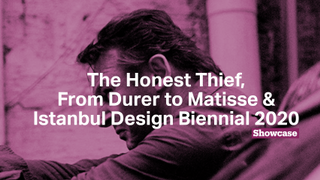 The Honest Thief​ | Over the Moon | Istanbul Design Biennial 2020