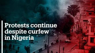 Unrest in Lagos after deadly Nigeria protest shooting