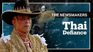 Thailand's Defiant Demonstrators