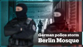 German police storm Berlin mosque
