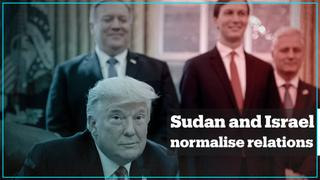 Sudan and Israel normalise relations