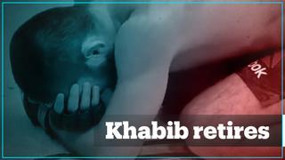 Khabib retires after last fight