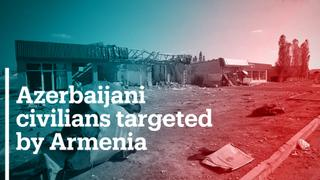 65 Azerbaijani civilians killed in Karabakh conflict