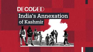 Decoded: India's Annexation of Kashmir