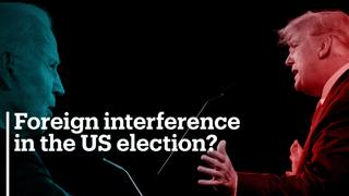 Foreign interference in the US election?