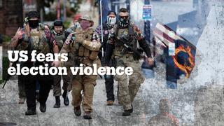 US fears growing violence as election nears