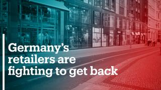 Germany's retailers are fighting to get back on their feet