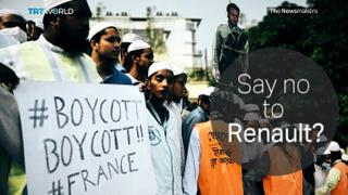 Boycotting France