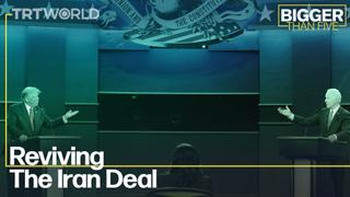 Reviving the Iran Deal | Bigger Than Five