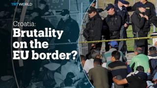 CROATIA: Brutality on the EU border?