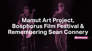 Remembering Sean Connery | Bosphorus Film Festival | Mamut Art Project