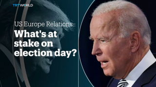 US EUROPE RELATIONS:What's at stake on election day?