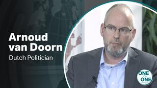 One on One - Arnoud van Doorn, Chairman for the Party of the Unity
