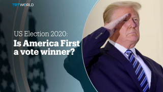 US ELECTION: Is America First a vote winner?