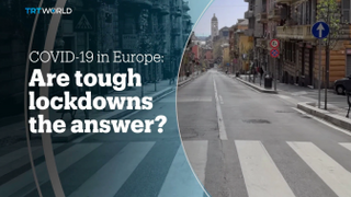 COVID-19 in Europe: Are tough lockdowns the answer?