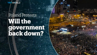 POLAND PROTESTS: Will the government back down?