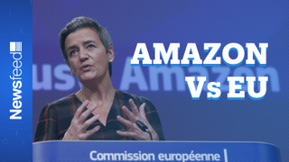 Amazon is hit with antitrust charges
