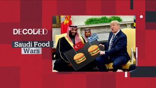 Decoded: Saudi Food Wars