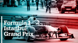 Thrills and spills of Istanbul Park